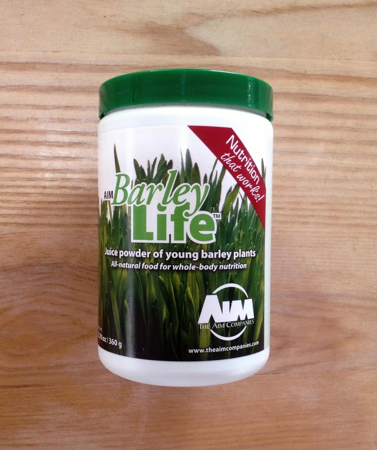 Aim Barley Life