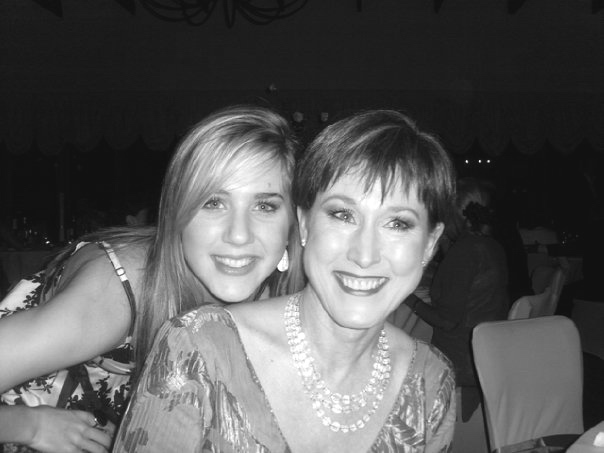 My beautiful sister and mom